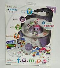 F.A.M.P.S Famps Starter Kit w Creative Charm PC Game New
