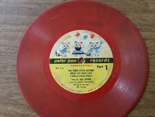 Peter Pan Records Childrens Songs