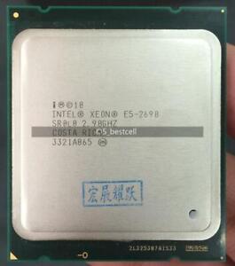 For Intel Xeon E5 2690 C2 Processor 2.9GHz 20MB Cache LGA 2011 SROLO Server CPU