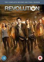 Revolution - Season 2 [DVD] [2014][Region 2]
