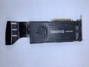 NVIDIA QUADRO K4000 4GB DDR5 GRAPHICS CARD