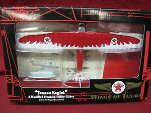 WINGS OF TEXACO EAGLET UTILITY GLIDER AIRPLANE SPECIAL EDITION - #10 in Series