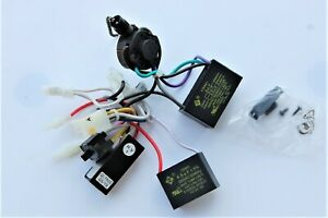 HUNTER CEILING FAN NEW PARTS - 2203 WIRING HARNESS (CAPACITOR/ REV.SW./ POWER SW