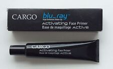 Cargo blu_ray High Definition Make-Up Activating Face Primer 1 oz ~ New in Box!