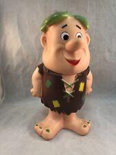 "Vintage 1960 Flintstones Barney Rubble Vinyl Figure 10"""