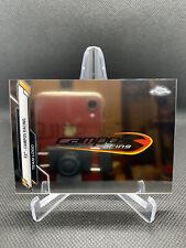 2020 Topps Chrome Formula 1 F1 Campos Racing Team Logo Card #132