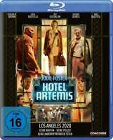 Hotel Artemis [Blu-ray/NEU/OVP] Jodie Foster, Sterling K. Brown, Jeff Goldblum,