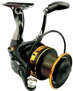 Spinning Fishing Reel Roller Coil Wheel Oblique Metal Spool 13 BB 12kg Max Drag