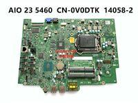 FOR Dell Inspiron 5459 5460 All-in-one motherboard 0V0DTK 14058-2 D47TW V0DTK