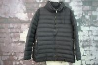 Zara Woman Blue Down Jacket size XL No.R310 1/11