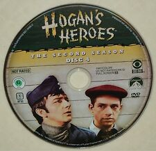 replacement DVD - Hogan's Heroes second season - Disc 4 ONLY