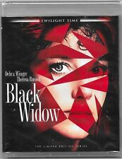 Black Widow (Blu-ray)New Region (Debra Winger) Free Twilight Time Free Reg Post