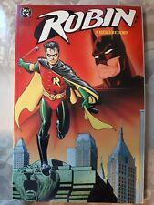 Robin: A Hero Reborn TPB DC comics Alan Grant Chuck Dixon 1991