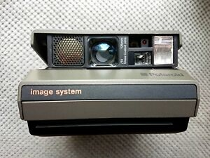 POLAROID IMAGE SPECTRA camera in MINT cond. & original packaging *** TESTED ***