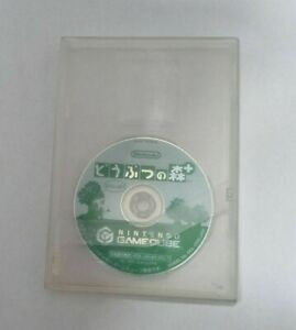 Animal Crossing Nintendo Gamecube Japan