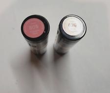Lot of 2, Revlon Super Lustrous Lipstick, 805 Kissable Pink, 820 Pink Cognito