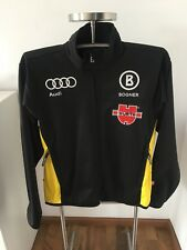 Bogner Windstopper Gr. L Audi Würth DSV Team Germany Softshelljacke BVB NEU