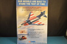 2003 CORGI CATALOG  Spring  classic die-cast  collectible  trucks airplanes toys