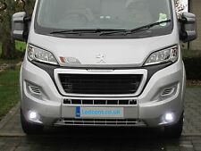 Day Running Lights Kit DRL for X290 type Peugeot Boxer 2014 onwards