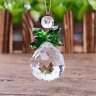 Clear Crystal Ball Suncatcher Prisms Pendant Rainbow Hanging Wedding Decor Gift