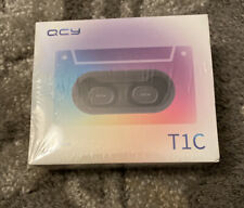 Qcy-T1C Tws Wireless Bluetooth Earphones - New And Sealed