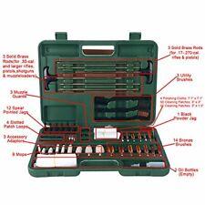 Gun Cleaning Kit Universal Supplies for Rifles Shotgun Handgun Muzzleloader