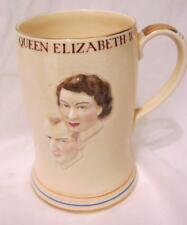 Crown Devon Queen Elizabeth Cornoation 1953 Musical Jug