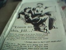ephemera 1941 advert munitions workers needed listen to this jill