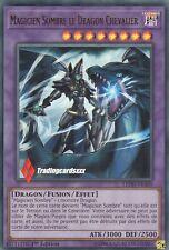 ♦Yu-Gi-Oh!♦ Magicien Sombre le Dragon Chevalier : LEDD-FRA00 -VF/Ultra Rare-