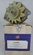 Generator; Lichtmaschine f RENAULT 20, 21, 25, Espace, I + II, Master I; Trafic