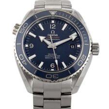 Relojes de pulsera titanio Seamaster, para hombre