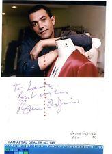 Bruce Oldfield vintage signed Page AFTAL#145