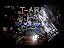 T-ara Mini Album Vol. 8 (Repackage) - Again 1977 Autographed Signed CD Rare
