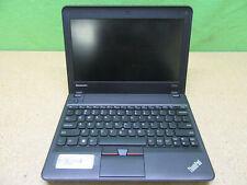 Lenovo ThinkPad X131E Netbook with Intel Celeron 1.50GHz 2GB RAM No HDD