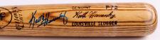 Keith Hernandez Signed Louisville Slugger Custom Engraved Baseball Bat (Jsa Coa)