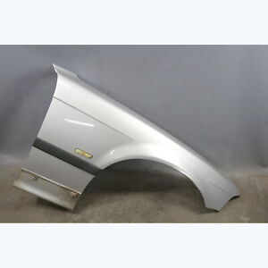 Damaged 1997-1999 BMW E36 3-Series 2dr Right Front Fender Panel Titan Silver OEM