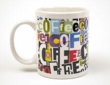 Taza de buen rescate mosaico Coffe eslogan de la fábrica de monstruos Taza 350 Ml