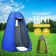New Portable Pop Up Outdoor Camping Shower Tent Toilet with CarryBag ozstock