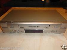 Toshiba v753ew HiFi VHS-grabador, muestra bildflimmern, eventualmente cabezas limpiar