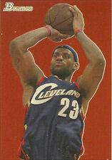 Bowman Cleveland Cavaliers Original Basketball Trading Cards