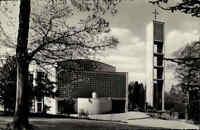 Badenweiler AK ~1950/60 Markgräflerland Schwarzwald Pfarrkirche Kirche St. Peter