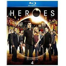 Heroes: Season 4 (Blu-ray Disc, 2010, 4-Disc Set)