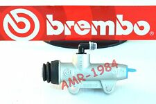 BREMSPUMPE BREMBO HINTEN PS 13 -77666 SILBER KOMPLETT Radstand 40mm