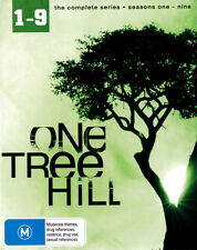 ONE TREE HILL SERIES COMPLETE SEASONS 1,2,3,4,5,6,7,8 & 9 DVD R4 BOX SET 1 - 9