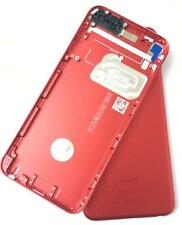 Back Rear Metal Housing Case Cover Backplate for iPod Touch 6th Gen 32GB(Red)