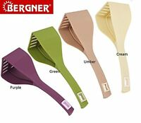 Bergner Strong Nylon Potato Masher & Garlic Grinder Duo Tool Kitchen Accessory
