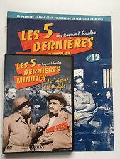LES 5 DERNIERES MINUTES .. DVD N°12 + FASCICULE ... RAYMOND SOUPLEX