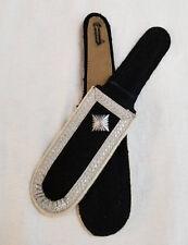 German Elite  WW2 WWII Shoulder straps boards insignia 1 Rank pip