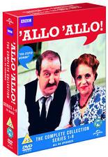 'Allo 'Allo: The Complete Series 1-9 (Box Set) [DVD]