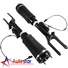 New Pair Front L/R Air Suspension Struts For 2006-13 Mercedes Benz R-Class W251